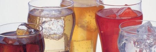 niezdrowe napoje gazowane